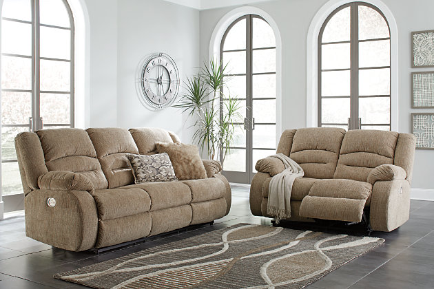 Labarre Power Reclining Sofa, , large