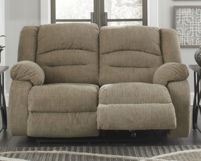Reclining Loveseat Mocha Power Product Photo 816