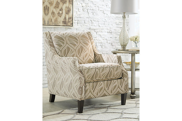 Mauricio Accent Chair by Ashley HomeStore, , Polyester/rayon