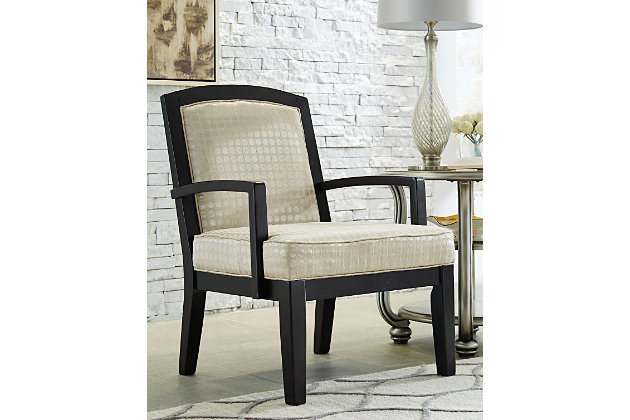 Mauricio Accent Chair by Ashley HomeStore, Cotton/Polyester