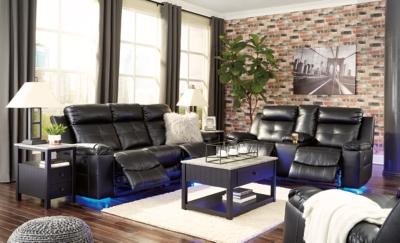 Picture of: Kempten Reclining Sofa Ashley Furniture Homestore