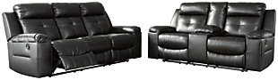 Kempten Sofa and Loveseat, , large