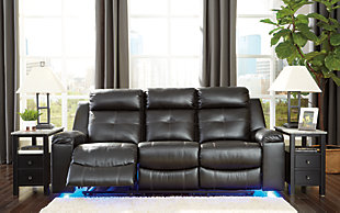 Kempten Reclining Sofa, , large