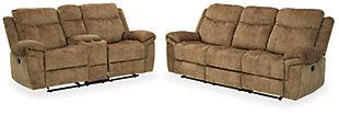Huddle-Up Sofa and Loveseat, , large
