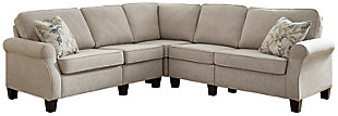 Alessio 3-Piece Sectional, , large