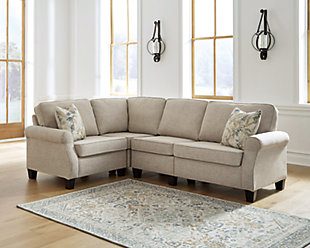 Alessio 3-Piece Sectional, , rollover