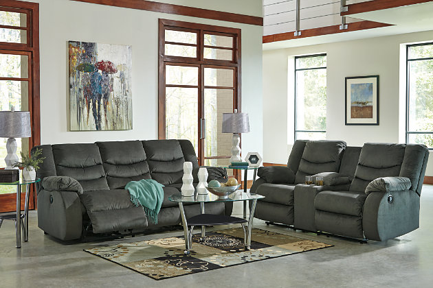 Chivington 5-Piece Living Room Set - Living Room Sets Furnish Your New Home Ashley Furniture Homestore