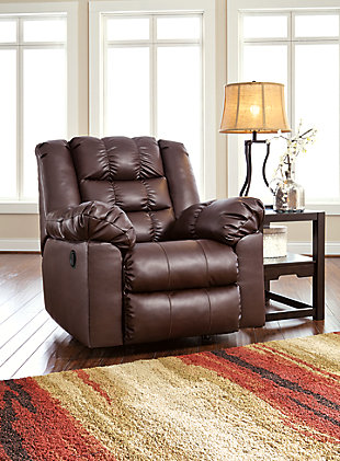 Brolayne DuraBlend® Recliner, , large