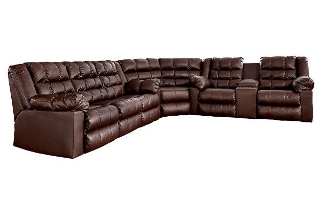 Brolayne DuraBlend® 3-Piece Sectional, , large