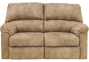 Stringer Power Reclining Loveseat, , large