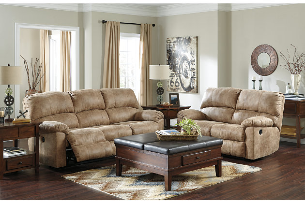 Stringer Power Reclining Sofa, , large