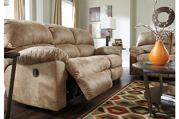 Stringer Reclining Sofa, , large