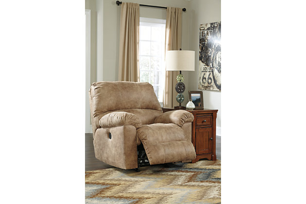 Product shown in open position  sc 1 st  Ashley Furniture HomeStore : ashley furniture power recliner - islam-shia.org