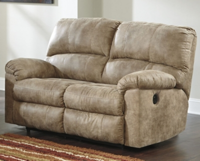 Reclining Loveseat Birch Power Product Photo 621