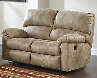 stringer power reclining loveseat