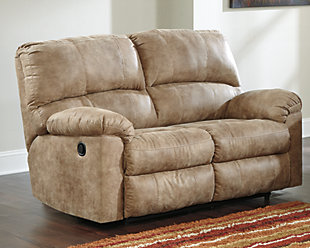Stringer Reclining Loveseat, , rollover
