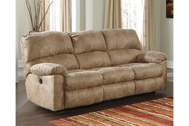 Stringer Power Reclining Sofa
