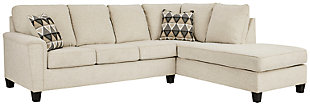 Abinger 2-Piece Sleeper Sectional with Chaise, , rollover