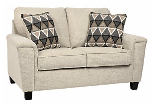 Abinger Loveseat, Natural, large