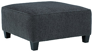 Abinger Oversized Accent Ottoman, , large