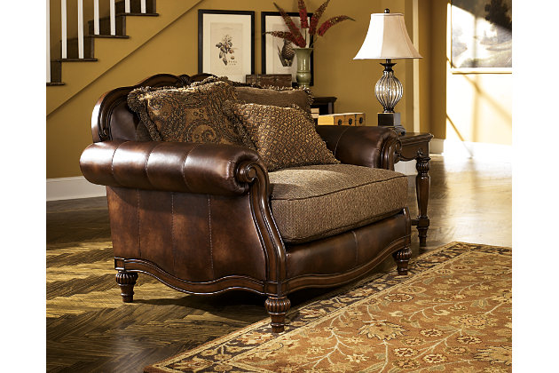 Claremore Oversized Chair, , large