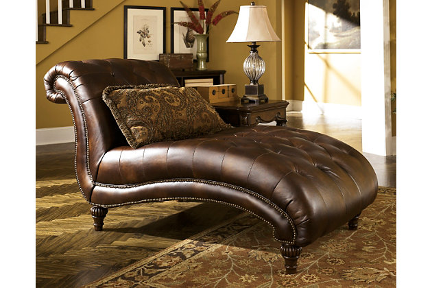 Claremore chaise ashley furniture homestore for Ashley claremore chaise