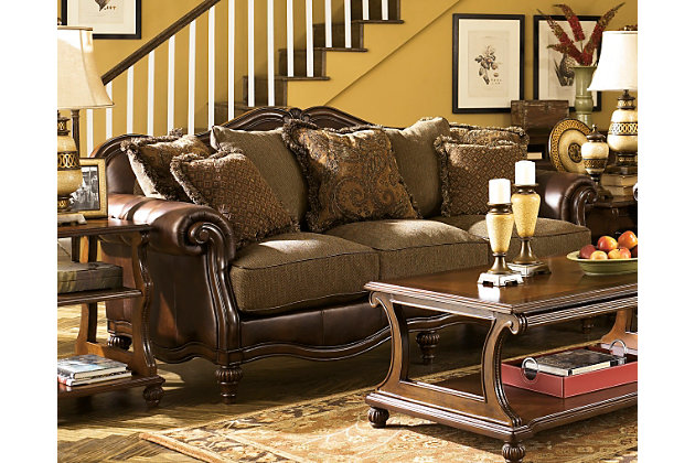 Living room decorating idea with this furnitureClaremore Sofa   Ashley Furniture HomeStore. Ashley Living Room Sofas. Home Design Ideas