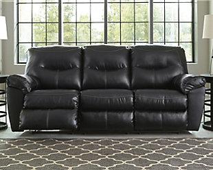 Kilzer DuraBlend® Reclining Sofa, , rollover