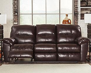 Kilzer Reclining Sofa, , rollover