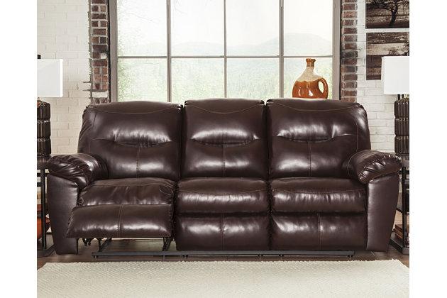 Kilzer DuraBlend ® Reclining Sofa by Ashley HomeStore, Br...
