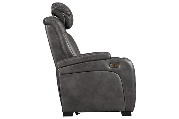 Turbulance Power Recliner, , large