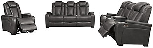 Turbulance Sofa, Loveseat and Recliner, , large