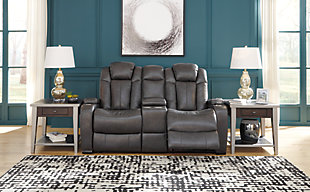 Turbulance Power Reclining Loveseat, , rollover