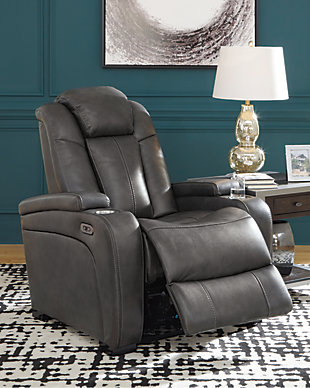 Turbulance Power Recliner, , rollover