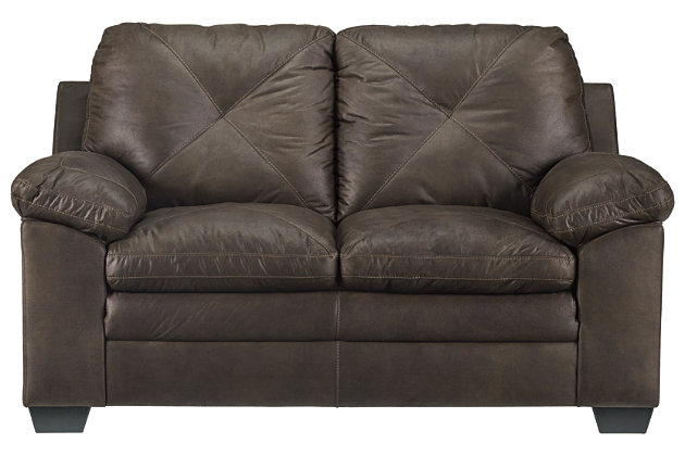 Speyer Loveseat, Teak, large