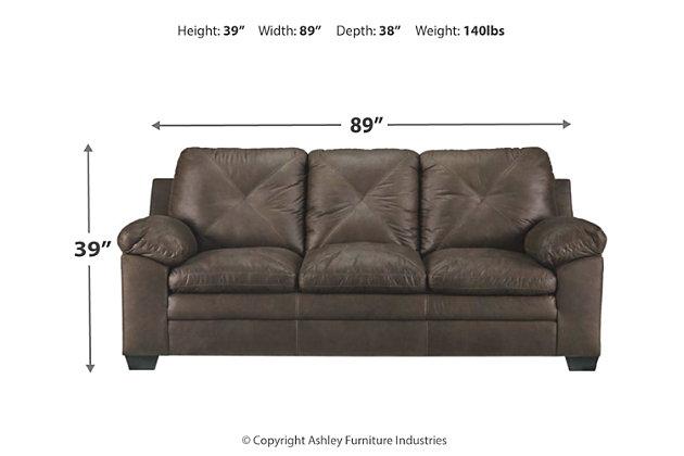Speyer Sofa, Teak, large