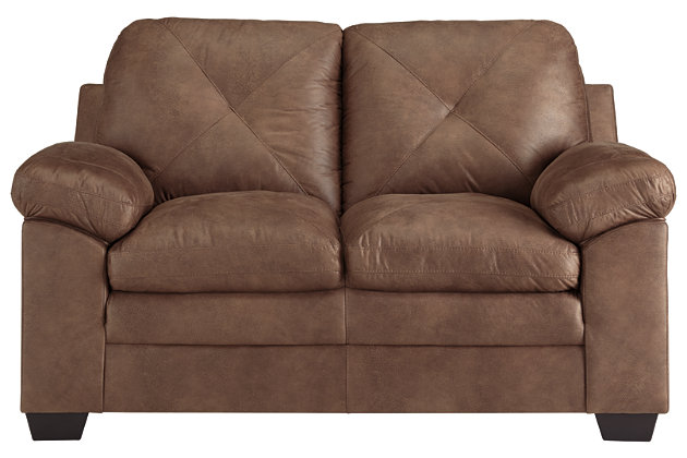 Speyer Loveseat, Bark, large
