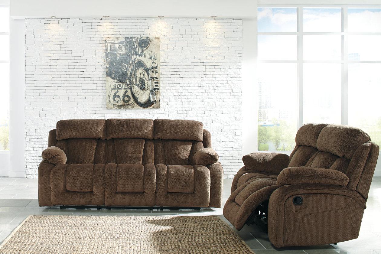 Stricklin Reclining Sofa   Ashley Furniture HomeStore