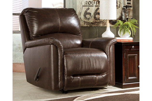Living room decorating idea with this furniture  sc 1 st  Ashley Furniture HomeStore & Lacotter Recliner | Ashley Furniture HomeStore islam-shia.org