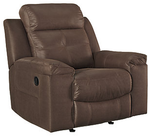 Jesolo Recliner, Coffee, large
