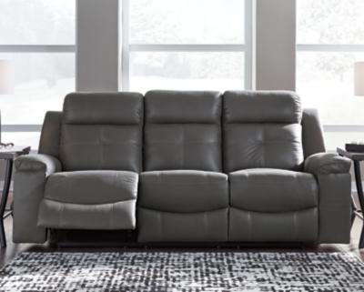 Jesolo Reclining Sofa Ashley Furniture Homestore