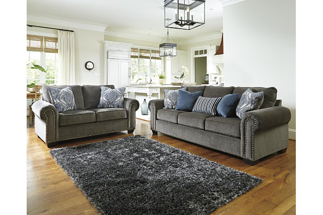 Living Room Sets Furnish Your New Home Ashley Furniture Homestore - Ashley furniture living room table set