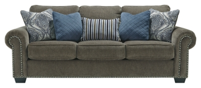 Navasota Queen Sofa Sleeper Ashley Furniture HomeStore