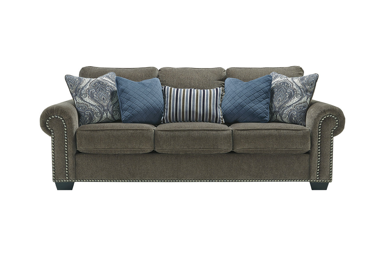 nolana by ashley at ca couches set main and orange furniture loveseat county sofa