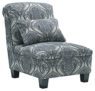 Navasota Armless Chair, , large