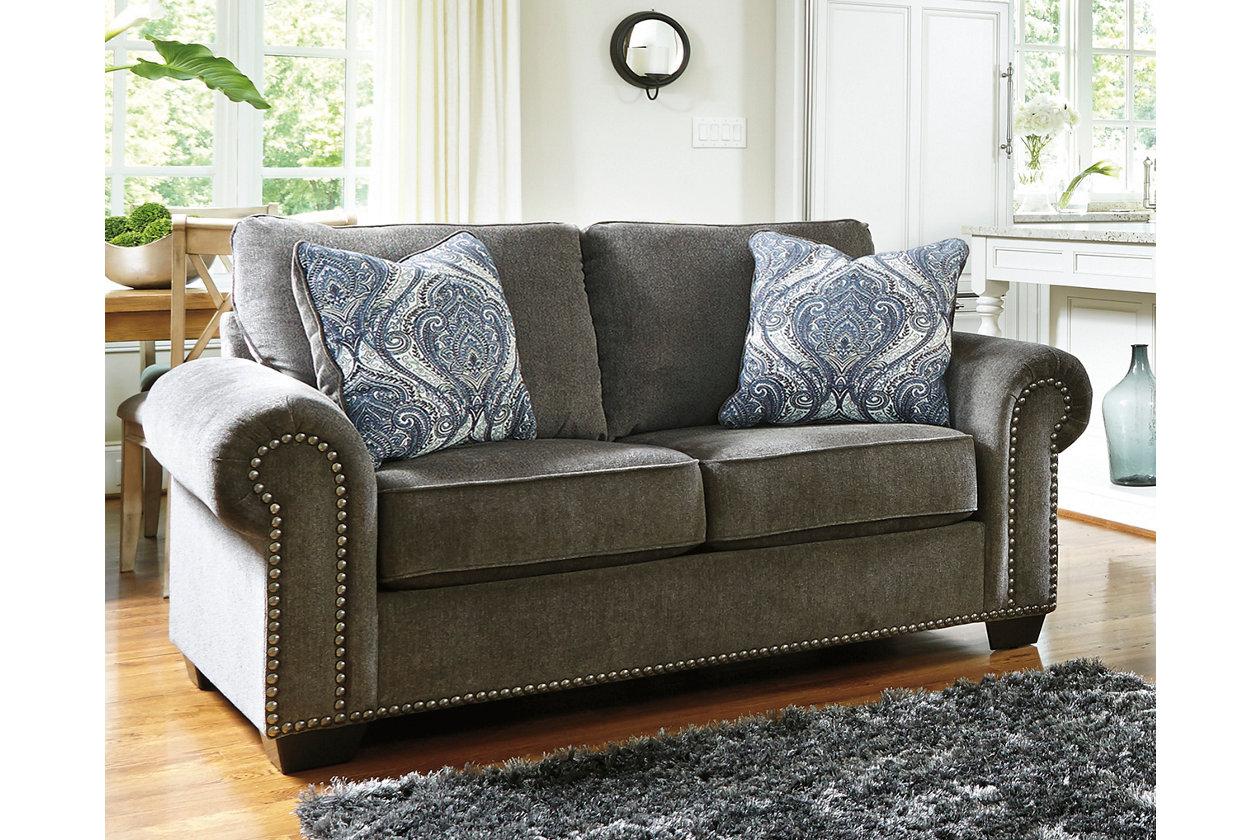 Awe Inspiring Navasota Loveseat Ashley Furniture Homestore Beatyapartments Chair Design Images Beatyapartmentscom