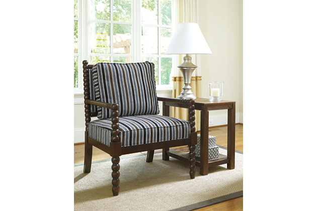 Home; Navasota Accent Chair. Living Room Decorating Idea With This Furniture