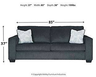 Altari Queen Sofa Sleeper, , large