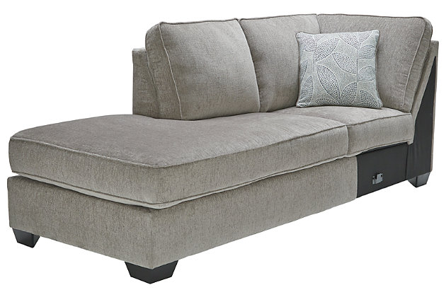 Altari 2-Piece Sectional with Chaise, Alloy, large