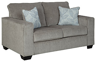 Altari Loveseat, Alloy, large